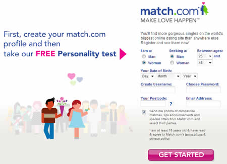 Cost of dating websites uk