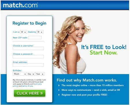 search dating profiles for free